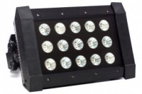 Architektūrinis LED prožektorius LED Colour Invader HP15 15x15W IP65