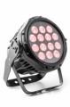 LED prožektorius LED ROAD Par 14 x 3W RGB 3in1 IP67 15° (3200 lux @2m)