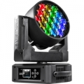 LED judanti galva DIAMOND19 (19x 15W RGBW)