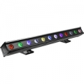 LED BAR šviestuvas LUMIPIX12QIP  RGBW/FC 16°