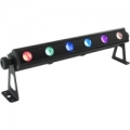 LED BAR šviestuvas LUMIPIX6TRI  RGB/FC 20°