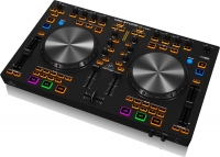 DJ MIDI kontroleris - audio interfeisas Behringer DJ CONTROLLER CMD STUDIO 4a