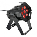 NAUJIENA! LED prožektorius Cameo Studio Mini PAR - 7 x 3 W TRI Colour LED