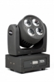 LED RealBeam 4 x 15W RGBW 4in1 Moving Head