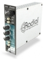 Priešstiprintuvinis - Eq modulis Radial PreMax™ Channel Strip