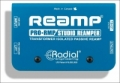 Pasyvus reamp'as Radial ProRMP™ Reamp®  (XLR į Hi Z)