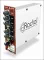 EQ modulis Radial  Q4 100% discrete state-variable class-A equalizer